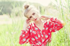 lovely lady... {fashion} — stephanie sunderland