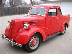 1950 Ford Anglia Ute Pickup