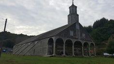 Iglesia de Quinchao - Chiloé - Chile