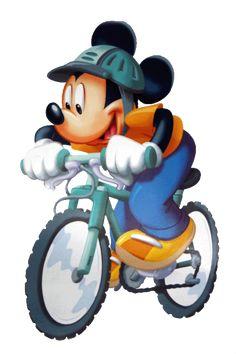 Mickey Bike 2