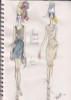 Sketch Show: Vivienne Westwood Red Label S/S 12 LONDON