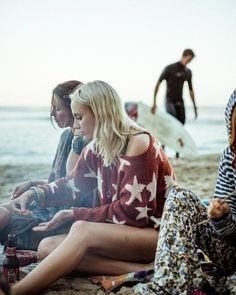 beach bonfire#surf
