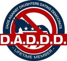 dads against daughters dating democrats bumper sticker Militaria press is your on-line store for 3x10 bumper stickers, military pro gun bumper stickers daddd dads against daughters dating democrats.