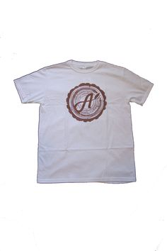 381ce4bc9a6 Aina Clothing Cross Cut T-shirt made with organic cotton and water based  ink.
