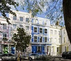 Chalcot Square in Primrose Hill, (T. grew up in the tallest one. London Calling The Clash, Hampstead Village, London Neighborhoods, Romancing The Stone, London Townhouse, Living In England, British Home, London Pictures, London Places
