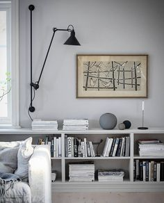 """691 gilla-markeringar, 20 kommentarer - Lena (@lenalidman85) på Instagram: """"Mixen av gammalt och nytt 👌"""" Home And Living, Living Room, Beautiful Interior Design, Living Styles, Interior Inspiration, Home Accessories, Interior Decorating, Room Decor, House Styles"""