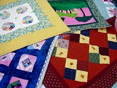 Homemade King Size Quilts