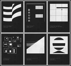 Six Architects Posters – Fubiz™