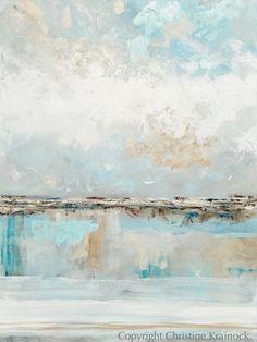 Original art abstract painting textured light blue white grey beige coastal landscape home wall art Abstract Art Painting, Art Painting, Abstract Painting, Painting, Art, Texture Painting, Abstract, Original Art, Contemporary Art Painting