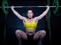 CrossFit Champ Tia-Clair Toomey On Smashing Your Fitness Goals Female Crossfit Athletes, Crossfit Women, Crossfit Gym, Crossfit Chicks, Crossfit Motivation, Fitness Motivation Pictures, You Fitness, Fitness Goals, Female Fitness