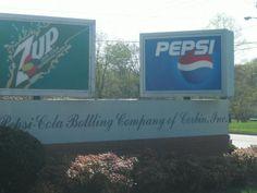 Pepsi Plant Corbin Kentucky, My Old Kentucky Home, Pepsi, Growing Up, Vacations, Plant, London, History, Usa