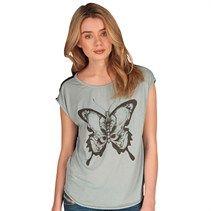 55 DSL Womens Tamop T-Shirt D894 Cloud Blue