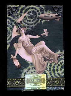 "Absinthe Moon #absinthe #greenfairy www.LiquorList.com ""The Marketplace for Adults with Taste!"" @LiquorListcom   #LiquorList"