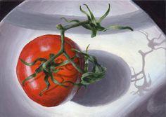 Original Acrylic Painting Small Still Life Painting by ShirleyArt Be Still, Still Life, Fruit And Veg, Original Paintings, Acrylic Paintings, Kitchen Art, Home Art, Art Gallery, Vegetables