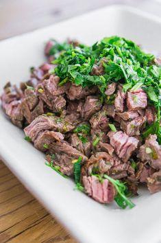 Carne Asada - Delicious Techniques