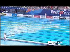 Katinka Hosszu Women's 200m Breaststroke H4 World Championships KAZAN 2015 HD - YouTube