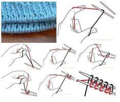 Crochet Handbags, Knitting Socks, Knitting Patterns, Knitting Ideas, Knit Crochet, Kids Outfits, Inspiration, Woolen Socks, Caps Hats