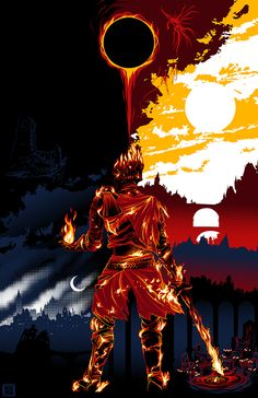Dark Souls 3 by Gryphon-Shifter