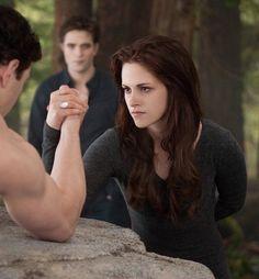 Bella vs Emmett