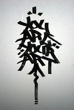 Graffiti [you are your art] Graffiti Alphabet Styles, Graffiti Words, Graffiti Lettering Fonts, Graffiti Tagging, Graffiti Drawing, Street Art Graffiti, Typography Letters, Lettering Design, Graffiti Styles