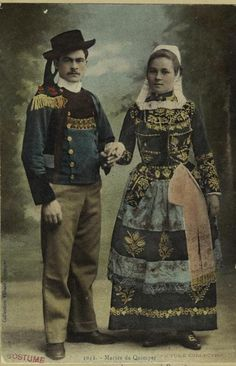 Costume traditionnel breton