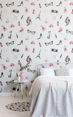 33 fantastiche immagini su Disegni camera da letto ragazza | Girls ...