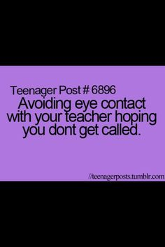 Doesn't work ....just saying. Sarcastic Memes, Your Teacher, Teenager Posts, Hope You, Sayings, Random, Funny, Lyrics, Funny Parenting