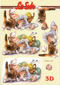 Кошечки. Картинки-3D. Обсуждение на LiveInternet - Российский Сервис Онлайн-Дневников