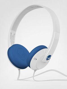 Buy latest models of Skullcandy Uprock White-Blue Headphone at best price  on online shopping 0516929d12530
