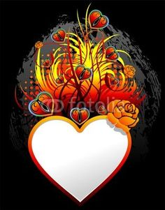 Be my Valentine ©bluedarkat