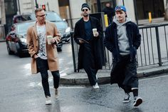 14-mens-london-fashion-street-style #streetstyle  #fashion  #Koshchenets
