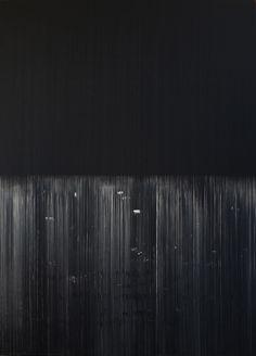 Lines of Flight op.377, oil on canvas, 2012, 100cm x 73cm #art