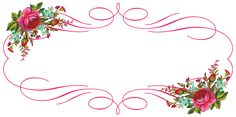 Vintage banners (address label as well, use for a letter?..); black, blue, pink, yellow   ..(free pretty things for you)