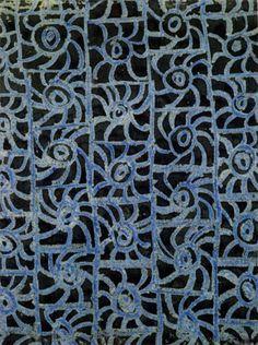 Henry Moore Textile design, 1943