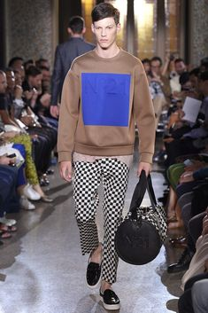 No. 21 Men's RTW Spring 2015 [Photo by Giovanni Giannoni]