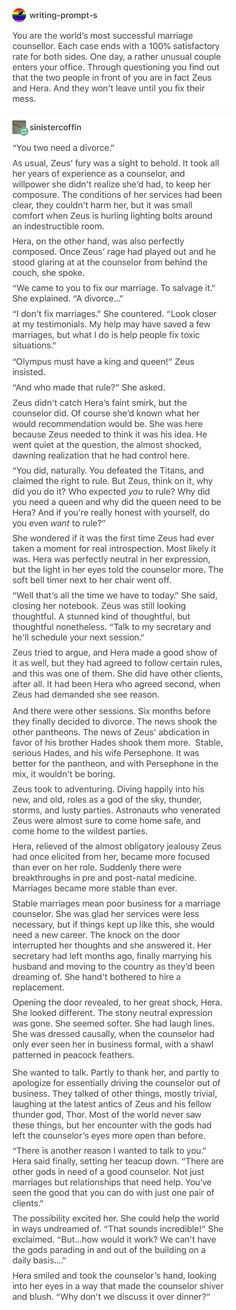 Zeus and Hera Finally Divorce - Zeus and Hera Finally Divorce Source by girlofbooksanddragons - Writing A Book, Writing Tips, Writing Prompts, Story Inspiration, Writing Inspiration, Story Ideas, Zeus And Hera, Story Prompts, Greek Mythology