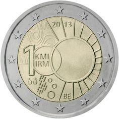 Bélgica 2 euros conmemorativos (Especial) 2013