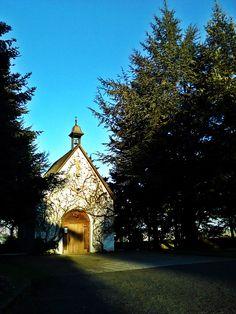 Santuario schoenstatt, Temuco.