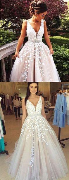 Off Shoulder Lace Prom Dress, A line Prom Dresses, Newest Prom Dresses, Sexy Prom Dresses, Prom Dresses Online, Long Prom Dress, Evening Dress, Party Prom Dress, VB016 - Visionbridal