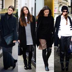 One coat four ways
