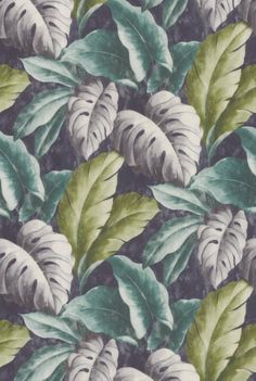 Tropical Leaves col.07