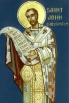 St. John Chrysostom: When Mass is being celebrated, the Sanctuary is filled with countless Angels who adore the Divine Victim immolated on the altar.  These Heavenly messengers constantly intercede for us as they behold the face of God, in unceasing Adoration.