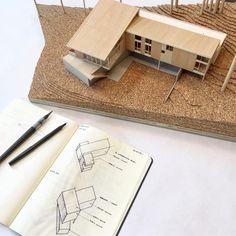 Scale Model Architecture, Maquette Architecture, Architecture Drawing Plan, Architecture Graphics, Architecture Student, Architecture Design, Urban Ideas, Model Sketch, 3d Modelle