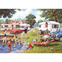 Havuz, piknik
