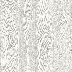 Woodgrain Black / White wallpaper by Cole & Son