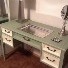 Refurbished desk, originally $15