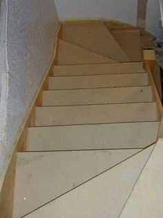Loft Conversion Loft Conversion Stairs, Attic Conversion, Loft Conversions, Loft Spaces, Small Spaces, Attic Bedroom Small, Treads And Risers, New Staircase, Painting Shower