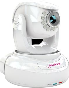 iBaby Monitor for Apple iPhone, iPod touch and iPad - TOTALLY want this for my next baby!!