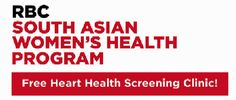 Free Cardiovascular Health Screening Offered by Heart & Stroke Foundation - MyBindi - South Asian Arts, Entertainment and Lifestyle Heart Health, Women's Health, Heart And Stroke Foundation, Health Programs, Cardiovascular Health, Heart Disease, Asian Woman, Clinic, Free
