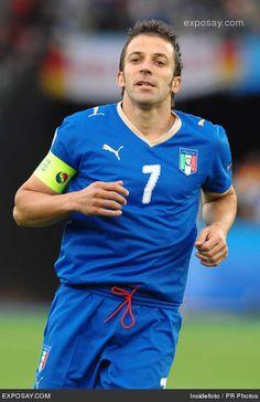 Alessandro Del Piero, Italy